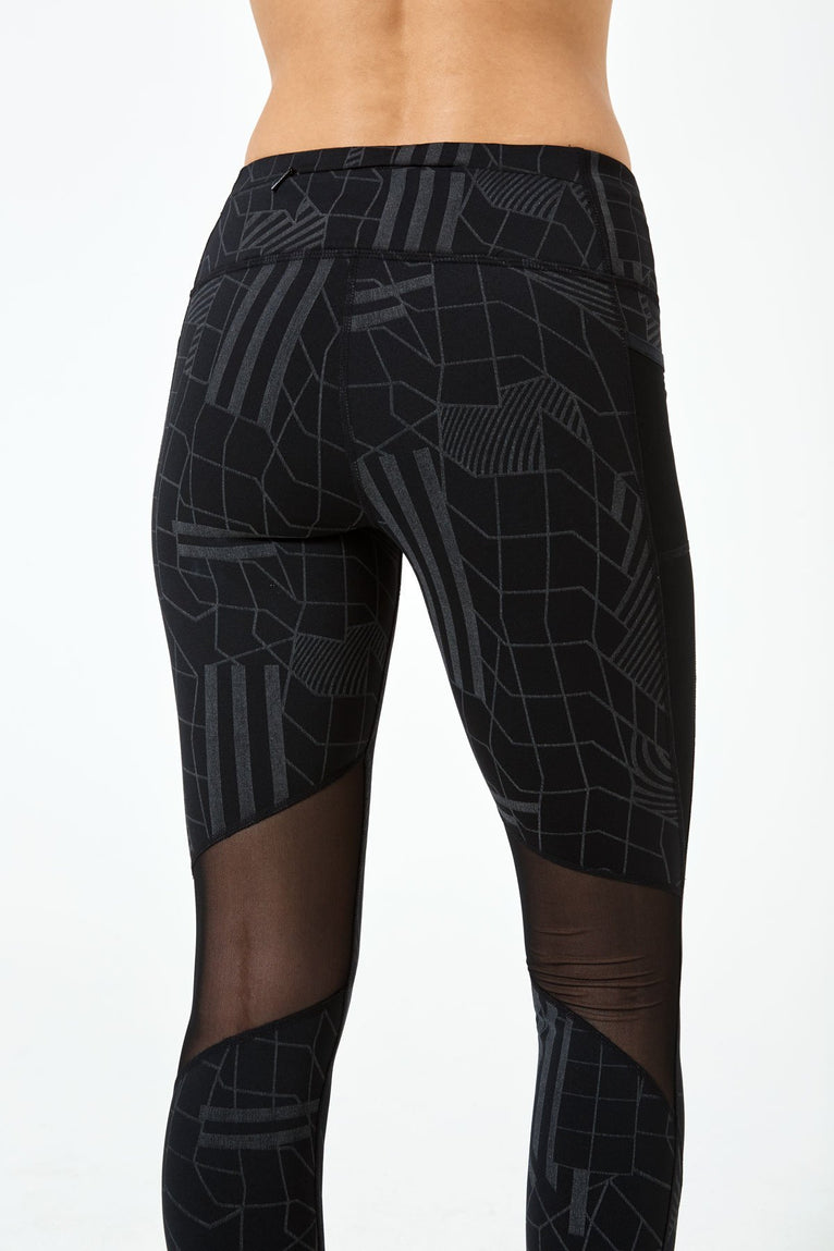 Sprinter Hi-Vis Run Legging