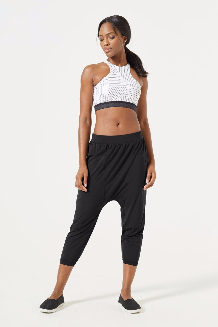 Decipher Eco Cropped Jogger