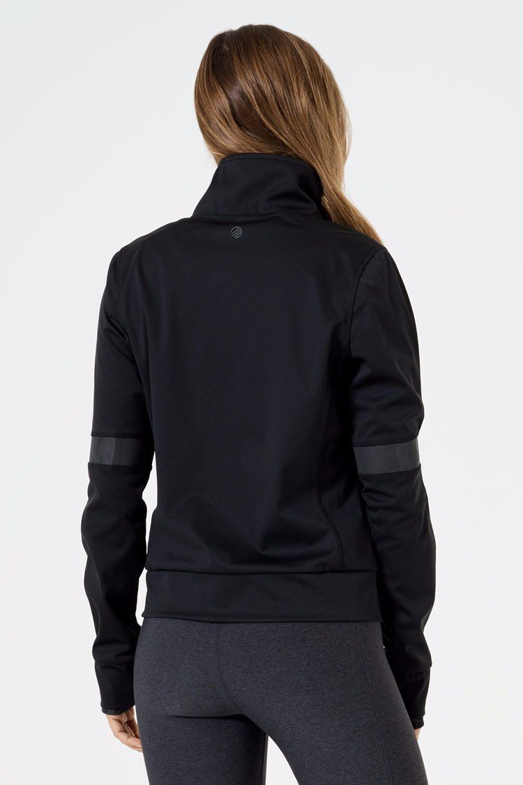 Octave Full Zip Run Jacket
