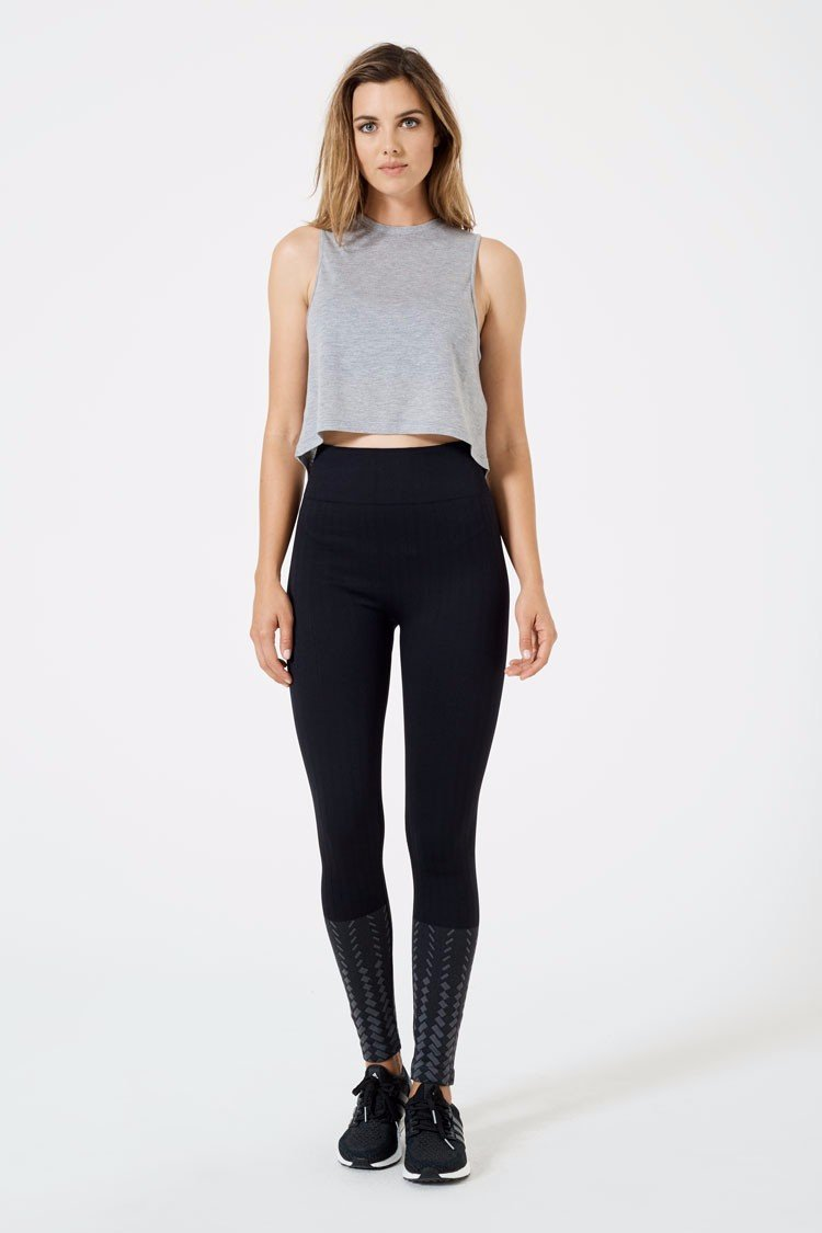 Revolve Hero Knit Cropped Tank