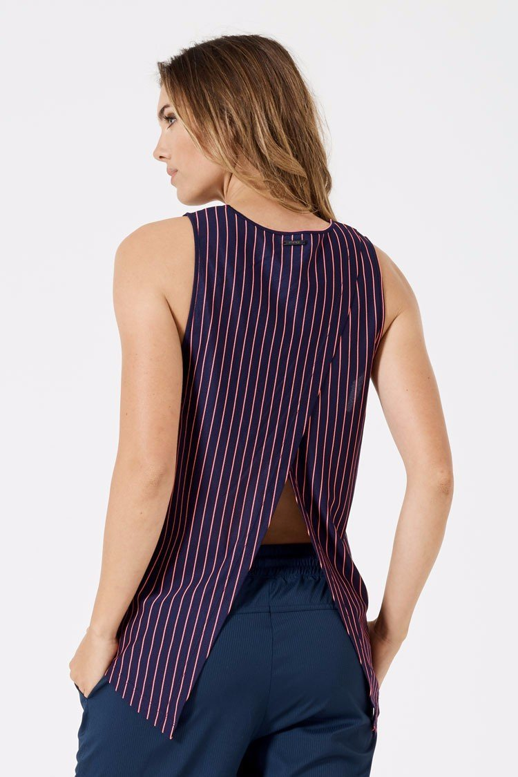 Amalia Cross Back Tank