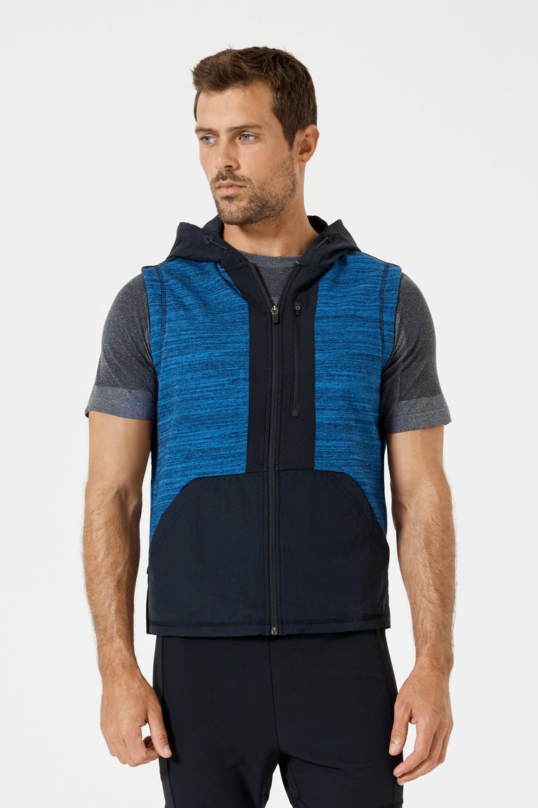 Brooklyn Hooded Active Vest