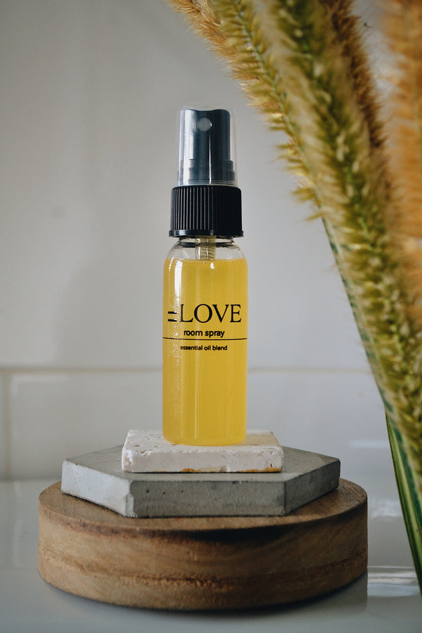 =LOVE room spray