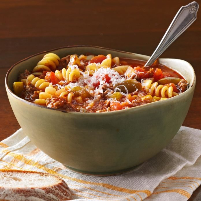 Variety with Strawberry Tree Farms: Best Lasagna Soup