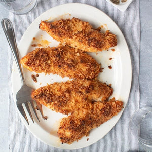 Crunchy Chicken for Summer