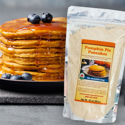 Pumpkin Pie Gourmet Pancake Mix