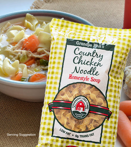 Chicken Noodle Gourmet Dry Soup Mix Delivery