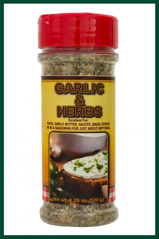 Garlic & Herbs