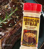 Gourmet Steak Rub & Searing Dry Seasoning Mix
