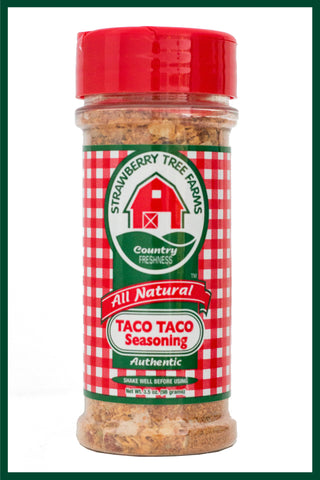 Taco Taco Seasoning- Gourmet Seasoning Mix