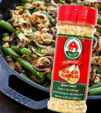 gourmet garlic spice herb seasoning blend mix