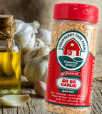 gourmet garlic spice seasoning mix