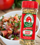 gourmet mexican salsa seasoning herbs spices