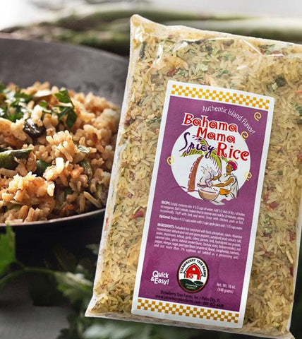 gourmet rice meal starter mix