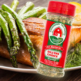 gourmet spices flavors dill seasoning