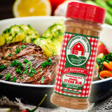 gourmet steak chops seasoning rub