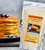 Pumpkin Pie Gourmet Pancakes Mix