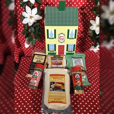 Deluxe Farm House Holiday Gift Set