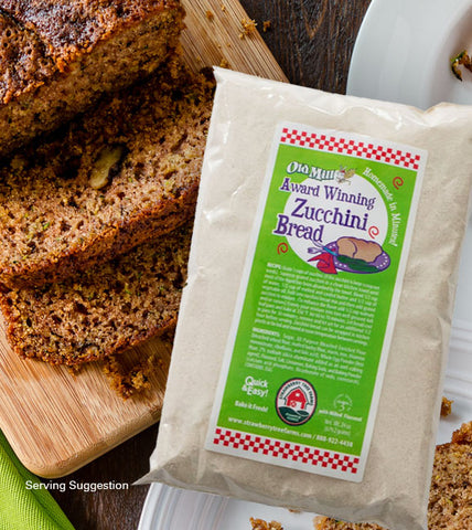 best zucchini bread baking mix