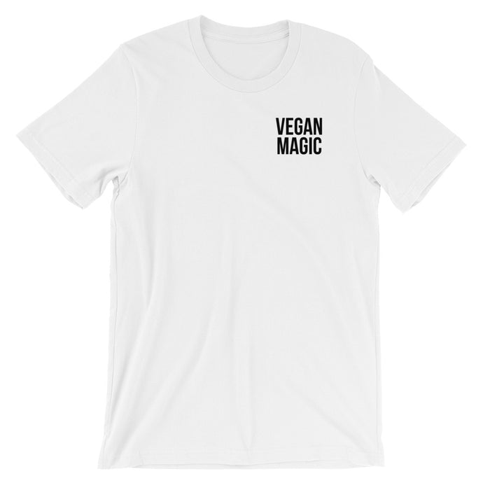 VEGAN MAGIC T-Shirt White