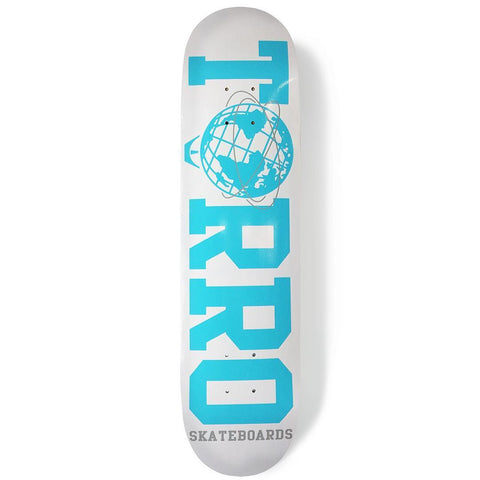 TORRO! - Globe Series Deck - White