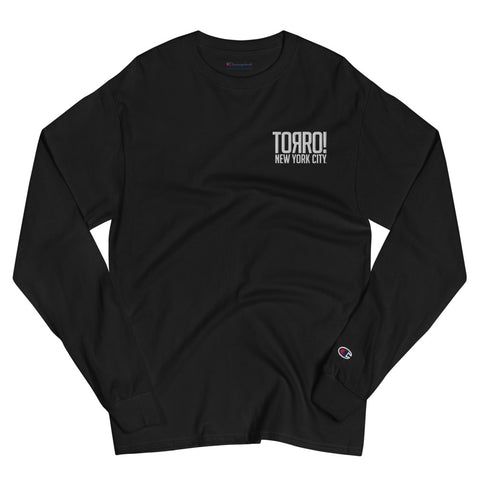 TORRO! x Champion - Long Sleeve Shirt