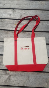 Big Spoon Kitchen Canvas Tote