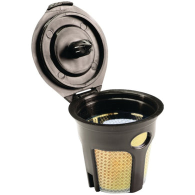 Solofill(R) K3 GOLD CUP 24k-Plated Refillable Filter Cup for Keurig(R)