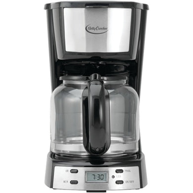 Betty Crocker(R) BC-2809CB 12-Cup Stainless Steel Coffee Maker