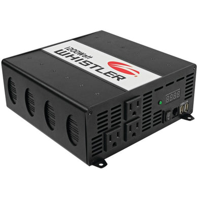 Whistler(R) XP1200i XP Series 1,200-Watt-Continuous Power Inverter