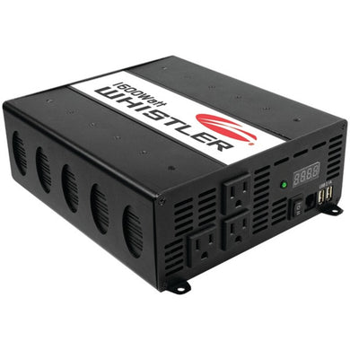 Whistler(R) XP1600i XP Series 1,600-Watt-Continuous Power Inverter