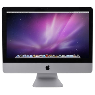 Apple iMac 21.5 Core i5-2400S Quad-Core 2.5GHz All-in-One Computer - 4