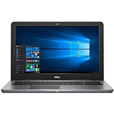 Dell I5567-7291GRY Laptop PC - Intel Core i7-7500U 2.7 GHz Dual-Core Processor - 16 GB DDR4 SDRAM - 1 TB Hard Disk Drive - 15.6-inch Touchscreen Display - Windows 10 Home 64-bit - Grey