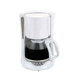 Brentwood 12-Cup Digital Coffee Maker (White)