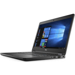 Dell Latitude 5480 L5480-2B8V0G2 Notebook PC - Intel Core i3-7100U 2.4 GHz Dual-Core Processor - 8 GB DDR4 SDRAM - 256 GB Solid State Drive - 14-inch Display - Windows 10 Professional 64-bit Edition
