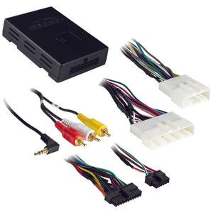 Axxess(R) NITO-01 Nissan(R) Maxima 2016 & Up Amp Interface