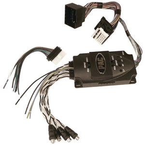 PAC(R) AA-GM44 Amp Integration Interface with Harness for Select 2010
