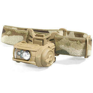 Princeton Tec Remix Pro MPLS Headlamp Multicam with Red
