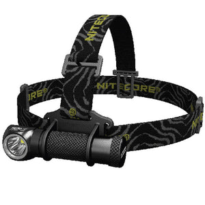 Nitecore HC30 Headlamp/Flashlight Hybrid