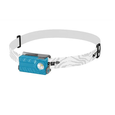 Nitecore NU20 USB Rechargeable Headlamp Blue