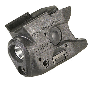 Streamlight TLR-6 Gun Mounted Light w/Red Laser M&P Shield