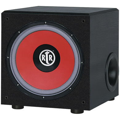 BIC America RTR-12S 12 200-Watt RtR Series Front-Firing Powered Subwoofer