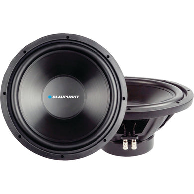 Blaupunkt(R) GBW101 Single Voice-Coil Subwoofer (GBW101 10 600 Watts)
