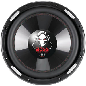 Boss Audio Systems P156DVC Phantom Series Dual Voice-Coil Subwoofer (15)