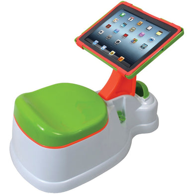 CTA Digital PAD-POTTY iPotty(R) for iPad(R) Gen 2-4