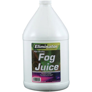 Eliminator(R) Lighting 4L ECO Fog Juice, 4-Liter Jug (Standard)