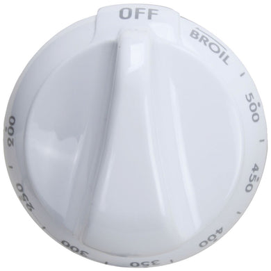 ERP(R) WB03K10202 White Thermostat Replacement Knob