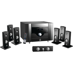 Pyle(R) PT798SBA 7.1-Channel Home Theater System with Bluetooth(R)