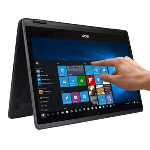 Acer Aspire R 14 Touchscreen Core i7-6500U Dual-Core 2.5GHz 8GB 512GB M.2 14 LED Convertible Notebook W10H