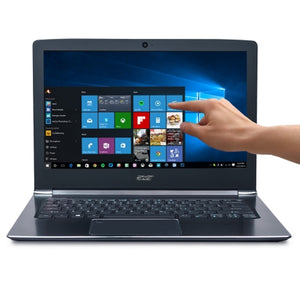 Acer Aspire S 13 Touchscreen Core i7-7500U Dual-Core 2.7GHz 8GB 256GB SSD 13.3 IPS FHD Ultra-Thin Notebook W10H